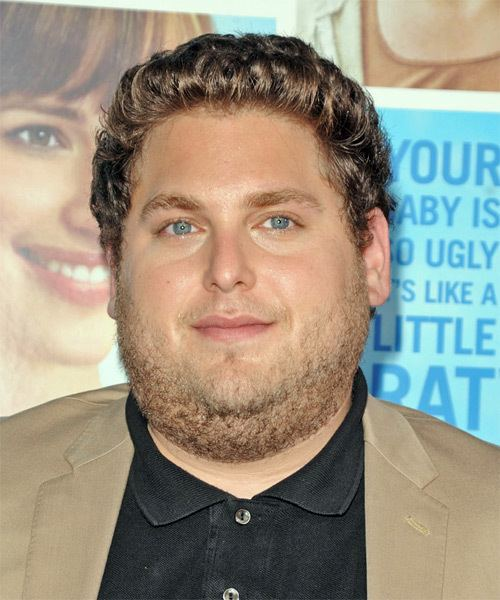Jonah Hill Jonah Hill Hairstyles Celebrity Hairstyles by