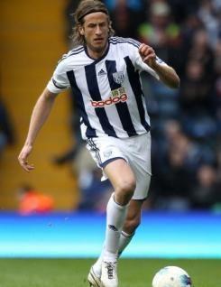 Jonas Olsson (footballer, born 1983) Jonas Olsson West Bromwich Albion Football Club
