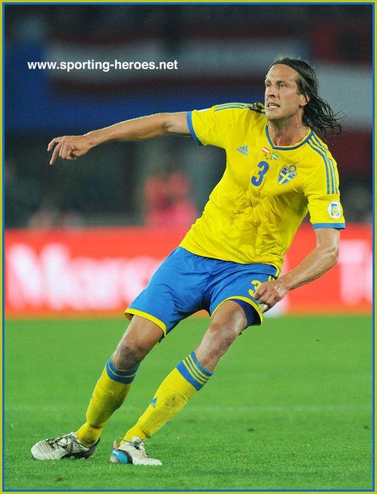 Jonas Olsson (footballer, born 1983) Jonas OLSSON 2014 World Cup Qualifying matches for Sweden