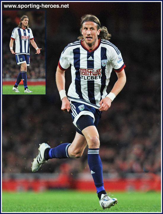 Jonas Olsson (footballer, born 1983) Jonas OLSSON League Appearances West Bromwich Albion FC