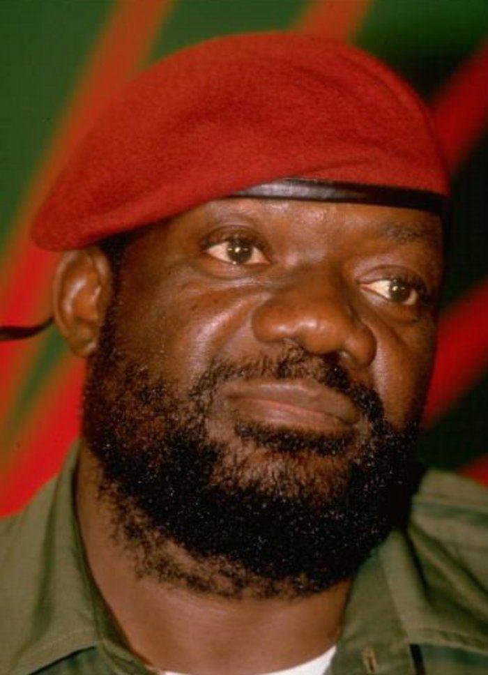 Jonas Savimbi Jonas Savimbi 2002 Find A Grave Memorial