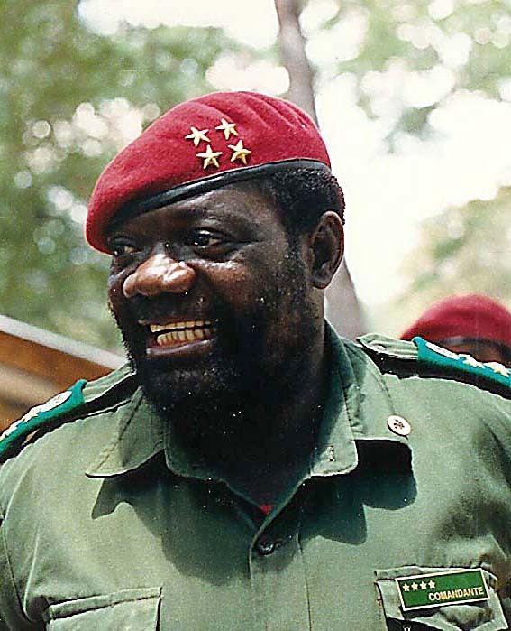 Jonas Savimbi Jonas Savimbi Wikipedia the free encyclopedia