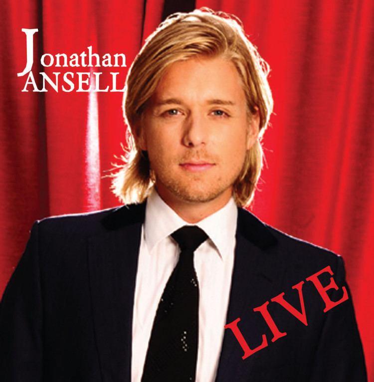 Jonathan Ansell JONATHAN ANSELL CD Stetson Group