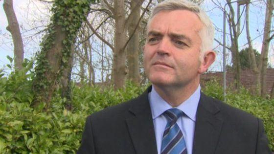 Jonathan Bell (politician) Jonathan Bell Enterprise minister travelled on 39private business
