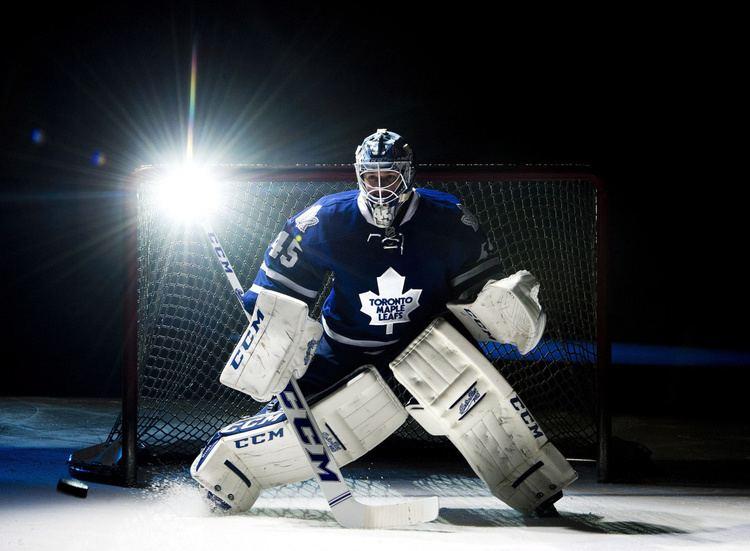 3bbad3b23b5 NHL team Former teams Toronto Maple Leafs Los Angeles Kings Current team  Toronto Marlies ( 45   Goaltender)