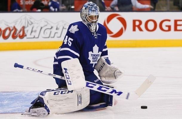 Jonathan Bernier Should the Leafs Trade Jonathan Bernier