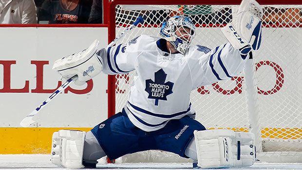 Jonathan Bernier 140 Words Jonathan Bernier is king of Leafs39 net Hockey