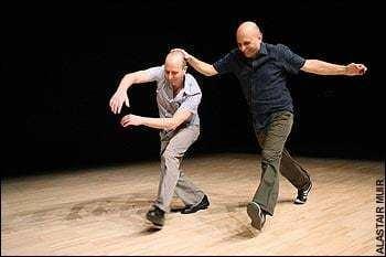 Jonathan Burrows Jonathan Burrows and Matteo Fargion Sophisticated