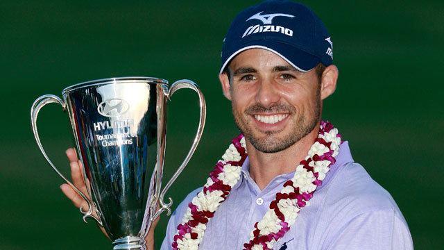 Jonathan Byrd (golfer) Jonathan Byrd wins Hyundai Tournament of Champions after