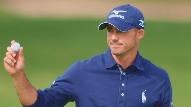 Jonathan Byrd (golfer) Jonathan Byrd cards holeinone on fourth playoff hole to