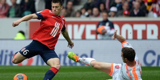 Jonathan Delaplace Ligue 1 Lille consolide sa 3e place
