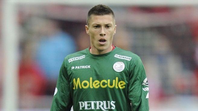 Jonathan Delaplace Jonathan Delaplace SV Zulte Waregem UEFAcom