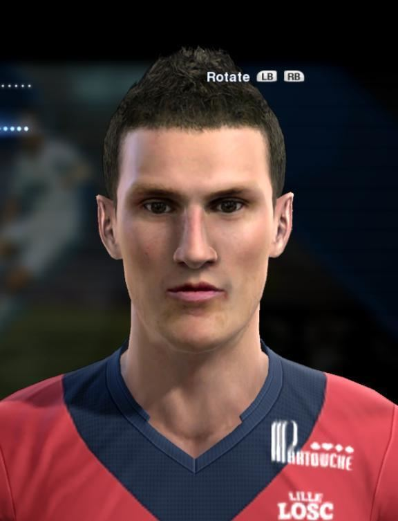 Jonathan Delaplace Faces by bradpit62 PESFaces Download realistic faces