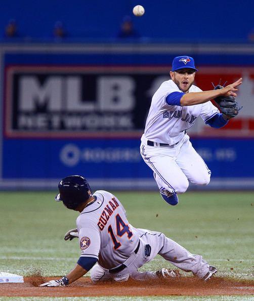 Jonathan Diaz Jonathan Diaz Pictures Houston Astros v Toronto Blue