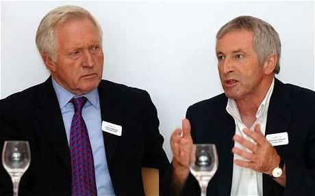 Jonathan Dimbleby David and Jonathan Dimbleby give 2million to hospital