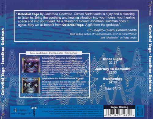 Jonathan Goldman Celestial Yoga Jonathan Goldman Songs Reviews Credits AllMusic