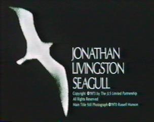 Jonathan Livingston Seagull (film) Jonathan Livingston Seagull 1973 The Bad Movie Report