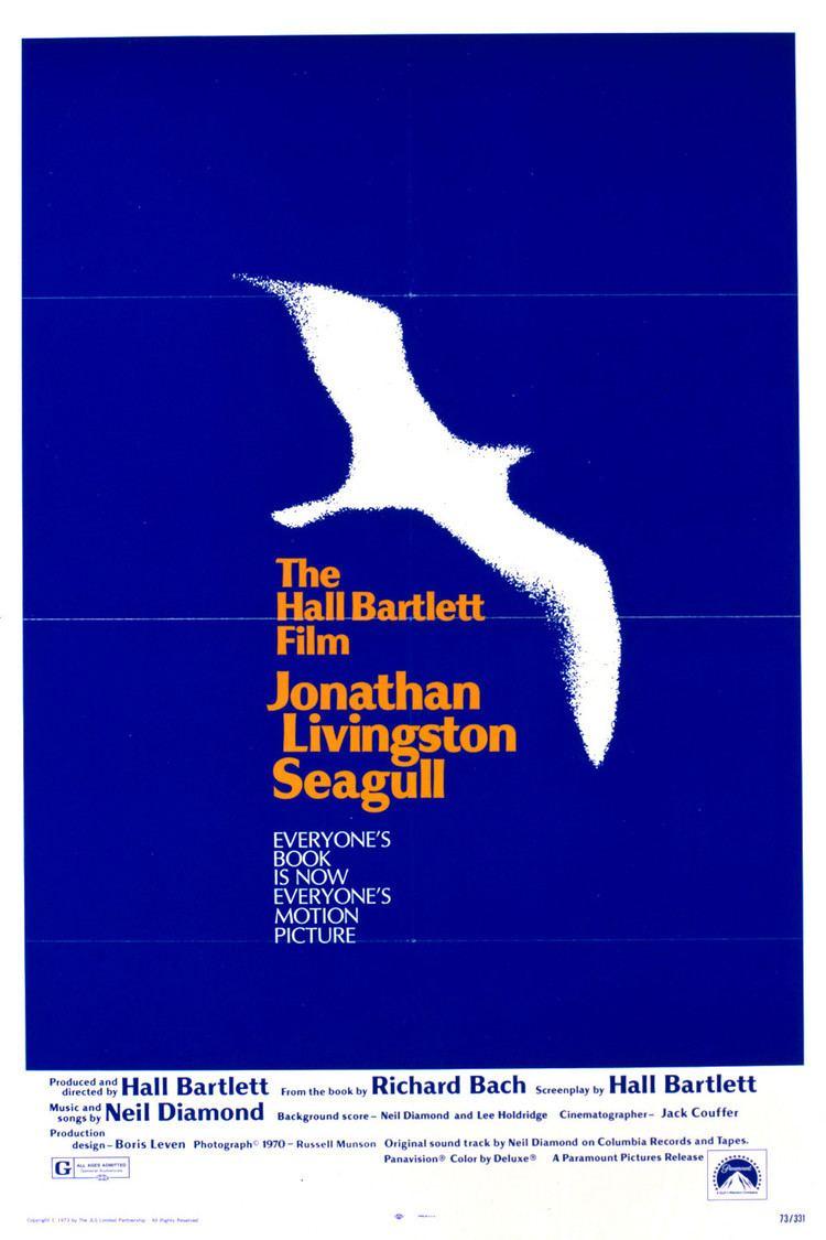 Jonathan Livingston Seagull (film) wwwgstaticcomtvthumbmovieposters3591p3591p