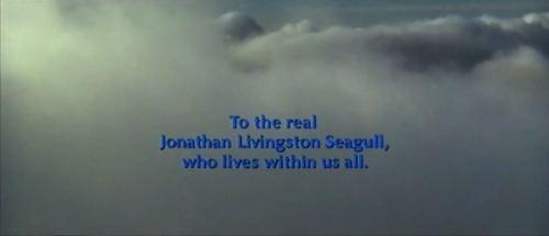 Jonathan Livingston Seagull (film) New Age goes big screen Jonathan Livingston Seagull Offscreen