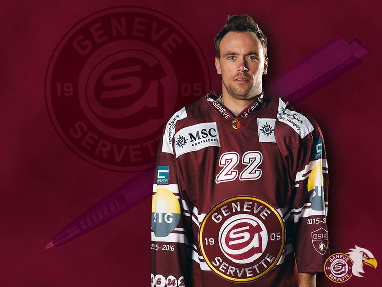 Jonathan Mercier Jonathan Mercier toujours fidle GenveServette Hockey Club