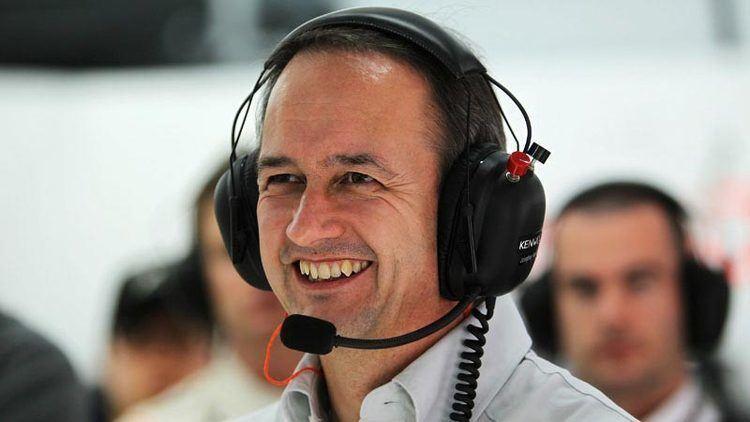 Jonathan Neale Jonathan Neale McLaren 2010 F1 Fanatic