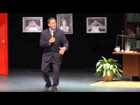 Jonathan Perry (politician) Cajun Comedy Jonathan Perry Lunch with Governor YouTube