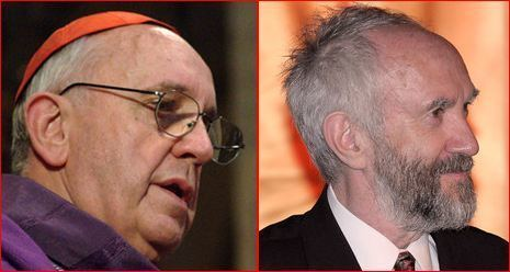 Jonathan Pryce Pope Francis is played by actor Jonathan Pryce Xdisciple