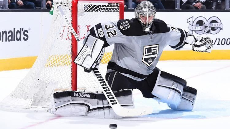 Jonathan Quick Jonathan Quick wins in return for Kings
