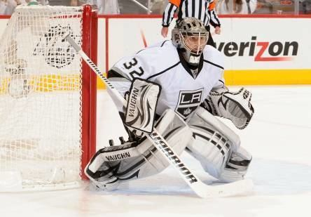 Jonathan Quick Remembering Jonathan Quick in high school before Stanley
