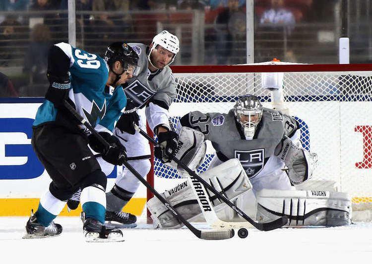 Jonathan Quick NHL Three Stars What are they using Hockey World Blog