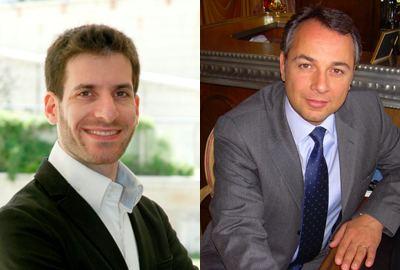Jonathan-Simon Sellem Philippe Karsenty Ds le 26 mai votez JonathanSimon