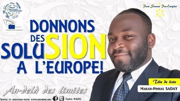 Jonathan-Simon Sellem JonathanSimon Sellem lance un parti politique Egalite