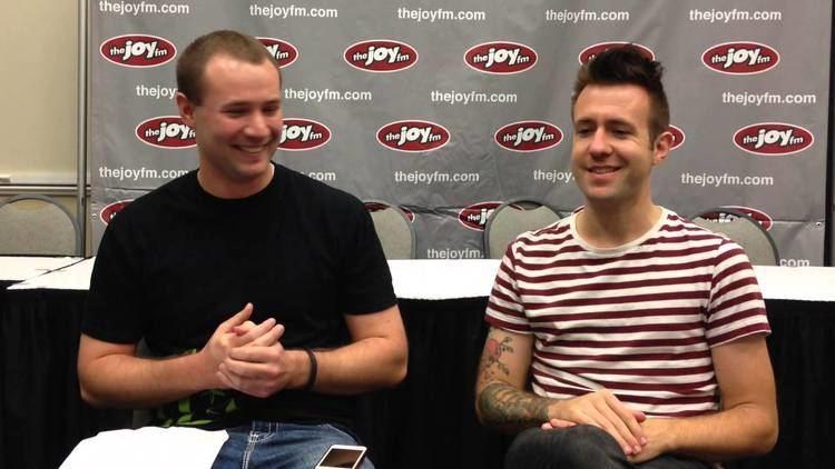 Jonathan Steingard Interview with Hawk Nelsons Lead Singer Jon Steingard YouTube