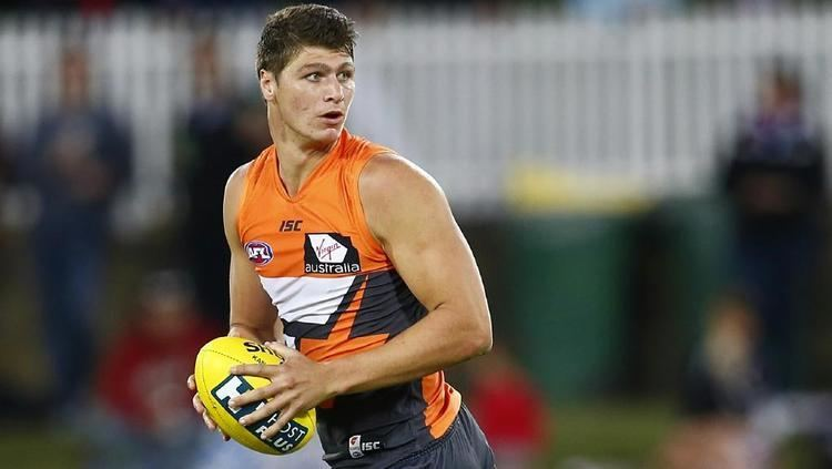 Jonathon Patton Jonathon Patton is going nowhere according to GWS Giants despite
