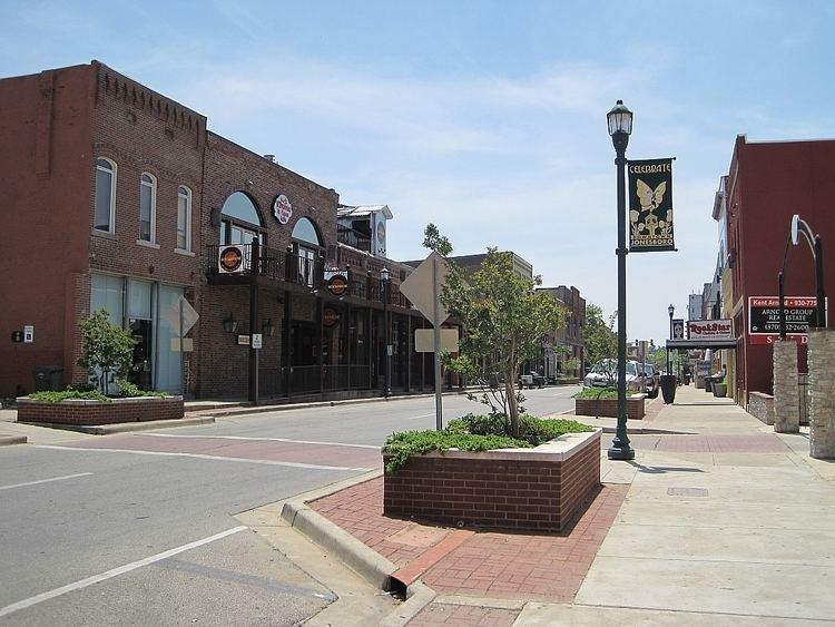 Jonesboro, Arkansas in the past, History of Jonesboro, Arkansas