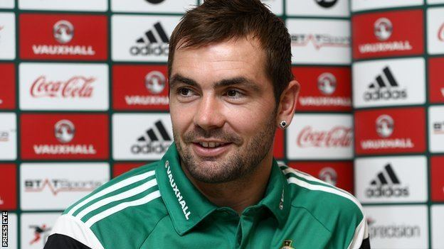 Jonny Steele BBC Sport Jonny Steele says he will cherish his Northern