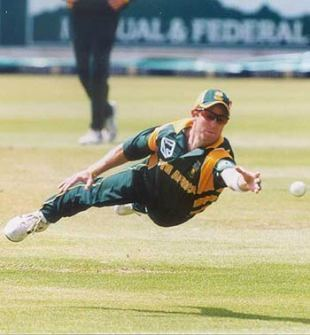 Great World Cup Moments Jonty Rhodes Superman dive extinguishes