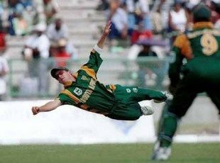 The Best Ive Watched Trevor Chesterfield on Jonty Rhodes runout