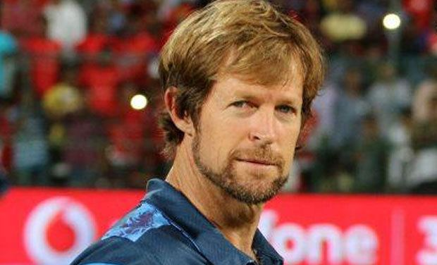 Jonty Rhodes witnessed birth of his daughter India