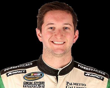 Jordan Anderson (racing driver) Jordan Anderson NASCARcom