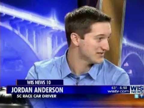 Jordan Anderson (racing driver) Jordan Anderson Racing YouTube