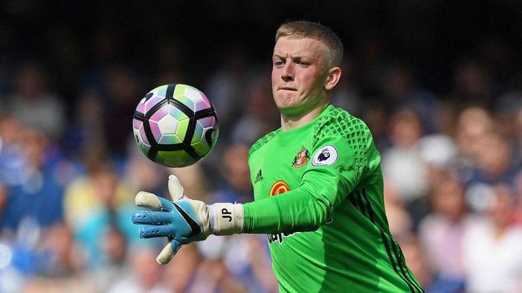 Jordan Pickford Jordan Pickford says Everton have strength in depth for Premier