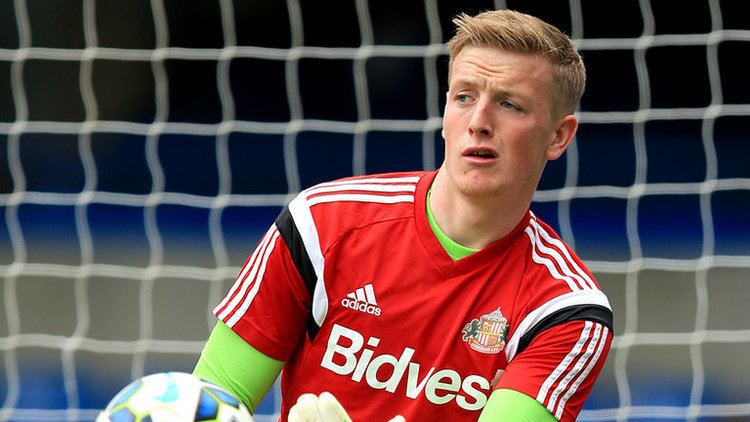 Jordan Pickford Jordan Pickford England U21 Player Profile Sky