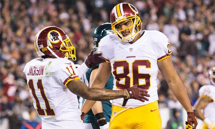 Jordan Reed The Redskins just locked up the NFLs biggest matchup nightmare