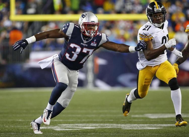 Jordan Richards (American football) Rookie Patriots safety Jordan Richards making an