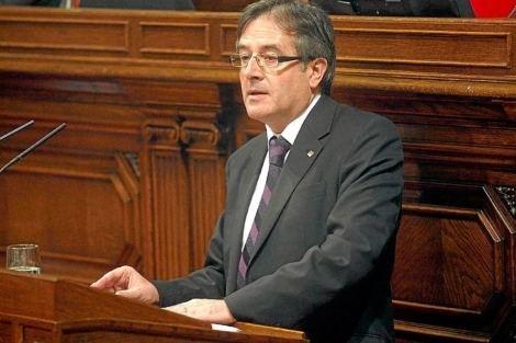 Jordi Ausàs Detienen al ex conseller Jordi Auss en una operacin de contrabando