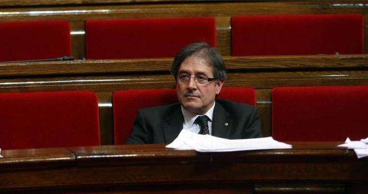 Jordi Ausàs Detienen al exconsejero de la Generalitat Jordi Auss en una