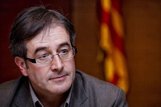 Jordi Ausàs Detenido por contrabando de tabaco el exconsejero de ERC Jordi Auss