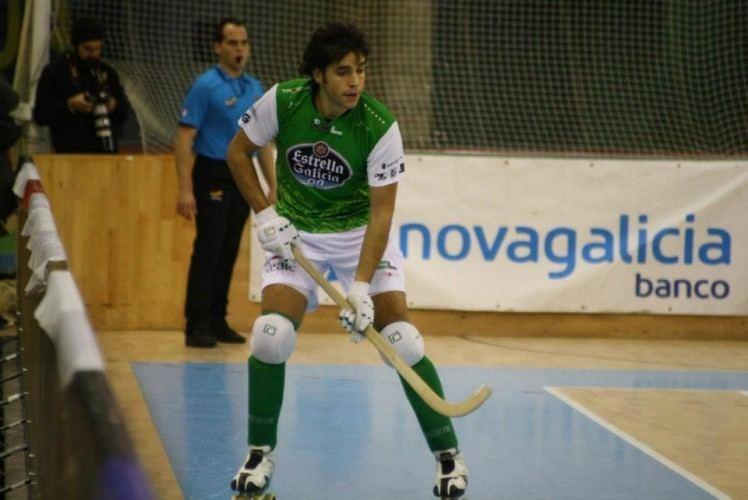 Jordi Bargalló Jordi Bargall lite del Hockey Patines Mundo Entrenamiento