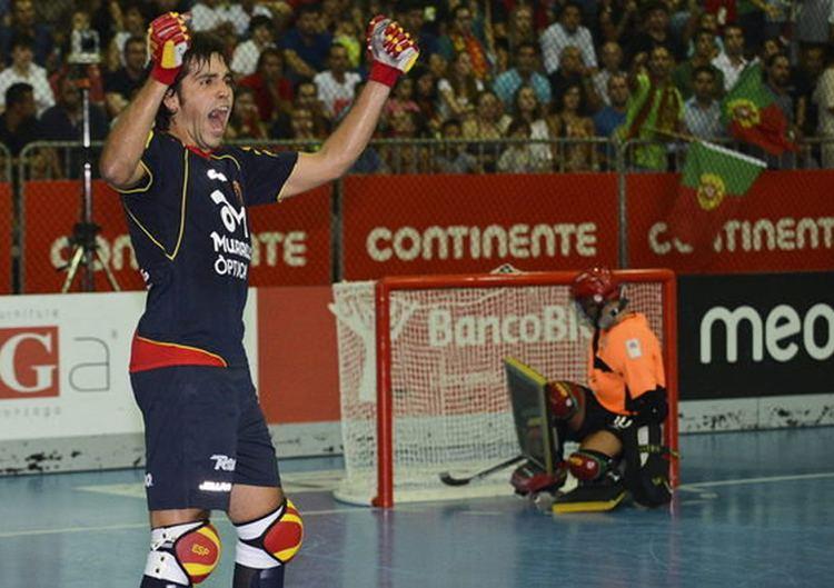 Jordi Bargalló Hockey Jordi Bargall el gran hroe espaol del hockey patines que